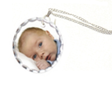 Baby Personalized Charm Necklace